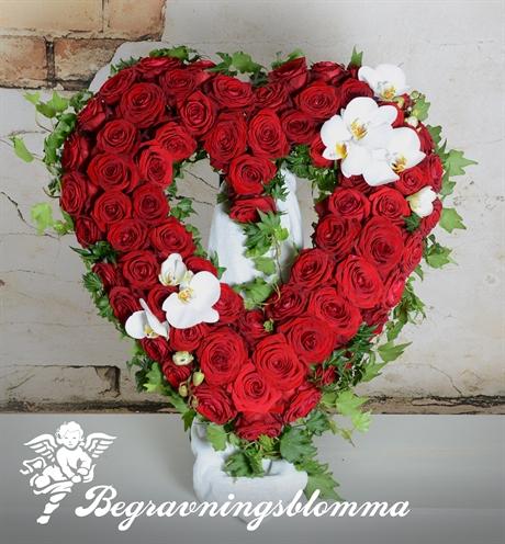 rosors betydelse begravning
